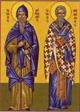 Άγιος Μώκιος ο Ιερομάρτυρας, Ανάμνηση των εγκαινίων της Κωνσταντινούπολης, Άγιοι Κύριλλος και Μεθόδιος Φωτιστές των Σλάβων, Άγιος Αργύριος ο Επανομίτης ο Νεομάρτυρας, Αγίες Ολυμπία και Ευφροσύνη οι Οσιομάρτυρες